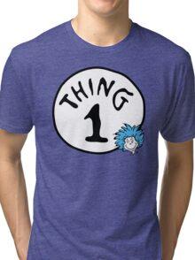 Thing 1 Tri-blend T-Shirt