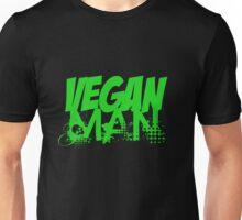 Vegan Man Edge Unisex T-Shirt