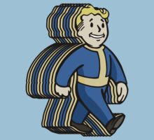 Pipboy Retro Kids Clothes