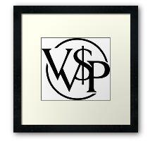 vsvp 2 Framed Print