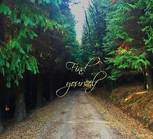 Find yourself by gauza