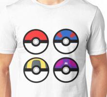 Pokéballs Unisex T-Shirt