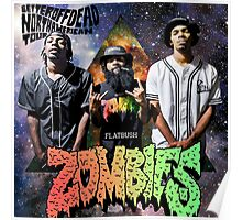 Flatbush Zombies TOUR 2016 1 Poster