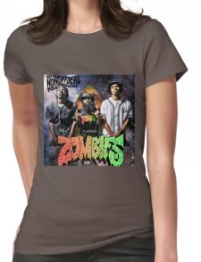 Flatbush Zombies TOUR 2016 1 Womens Fitted T-Shirt
