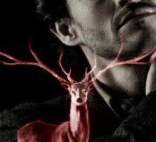 Dark Will- Hannibal NBC Sticker