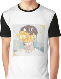 Troye Sivan - & IT DRIVES ME WILD Graphic T-Shirt
