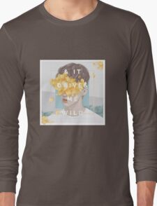 Troye Sivan - & IT DRIVES ME WILD Long Sleeve T-Shirt