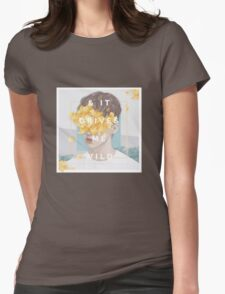 Troye Sivan - & IT DRIVES ME WILD Womens Fitted T-Shirt