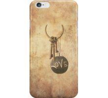 Keys To Love iPhone Case/Skin