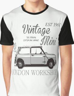 Mini Workshop Graphic T-Shirt