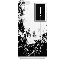 reaching out iPhone Case/Skin