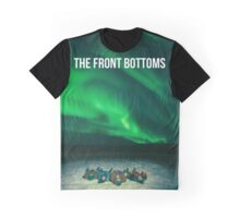 the front bottoms aurora Graphic T-Shirt
