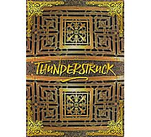 Thunderstruck Opera Garnier Ornate Mosaic Floor Paris France Photographic Print
