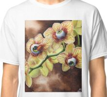 All Seeing Orchid Classic T-Shirt