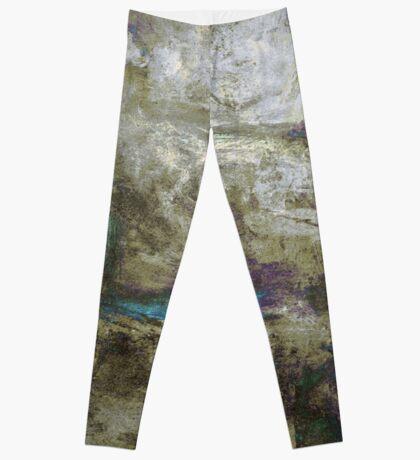 Abstract Print 5 Leggings