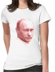 Putin Womens Fitted T-Shirt