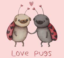 Love Pugs Kids Clothes
