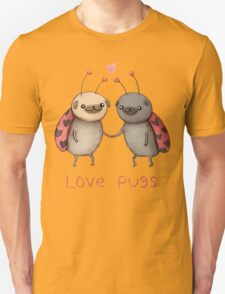 Love Pugs Unisex T-Shirt
