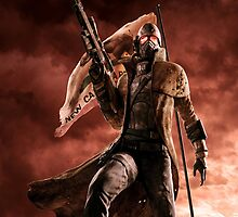 Fallout New Vegas NCR Ranger  by billiam666