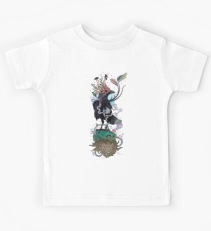 You Are Free To Fly Kids Tee