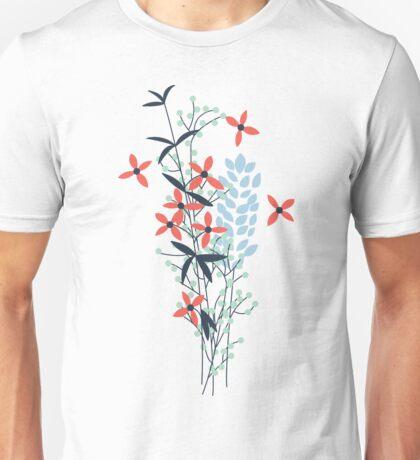 Flower Garden 002 Unisex T-Shirt