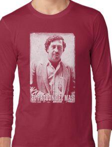 El Patron del mal Long Sleeve T-Shirt