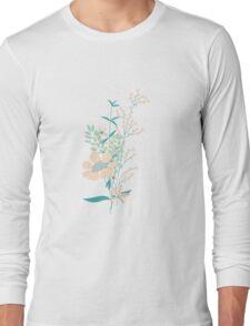 Flower Garden 004 Long Sleeve T-Shirt