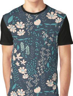 Flower Garden 004 Graphic T-Shirt