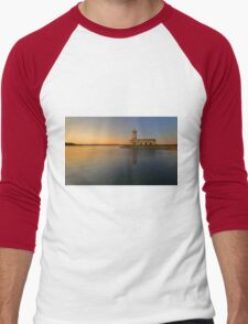 Normanton Church  Men's Baseball ¾ T-Shirt