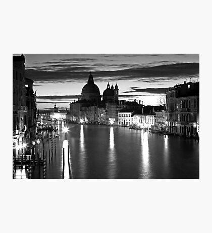 Venice Sunrise Photographic Print