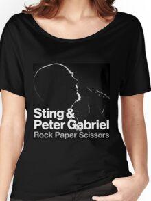 Sting & Peter Gabriel TOUR 2016 2a Women's Relaxed Fit T-Shirt