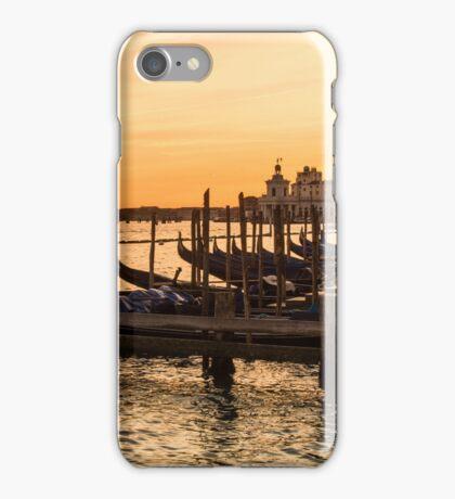 Venice Gondolas iPhone Case/Skin