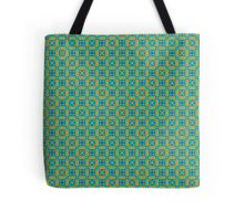The Large Spiritual Pixel Collider Tote Bag