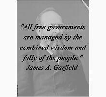 Garfield - Free Governments Unisex T-Shirt