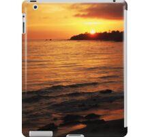 Laguna Sunset iPad Case/Skin