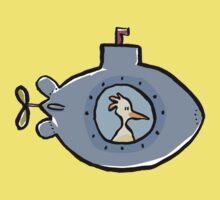 submarine Kids Tee