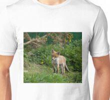 Red Fox cub Unisex T-Shirt