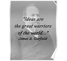 Garfield - Ideas 2 Poster