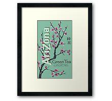 Arizona Ginseng and Honey Framed Print