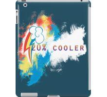 20% cooler iPad Case/Skin