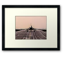 Royal Air Force Typhoon Framed Print