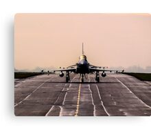 Royal Air Force Typhoon Canvas Print