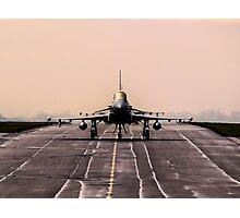 Royal Air Force Typhoon Photographic Print