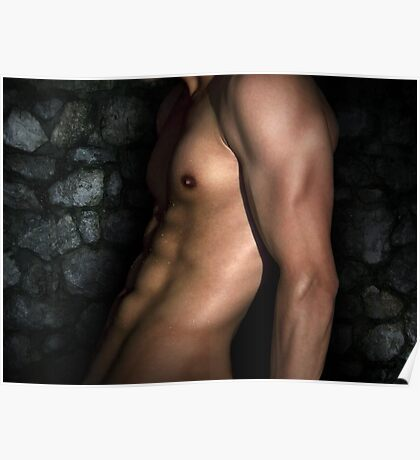 cool nude Poster