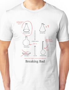 Breaking Bad: Flasks Unisex T-Shirt