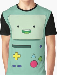 Adventure Time B-MO Graphic T-Shirt