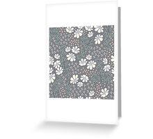 Flower Garden 007 Greeting Card