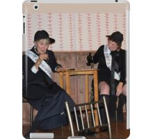 Welcome To Sadie's Saloon II iPad Case/Skin