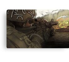 US ARMY Canvas Print