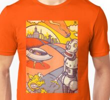 Time to walk the Grog. Unisex T-Shirt